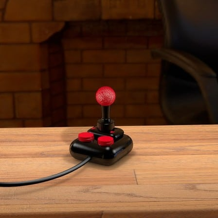 joystick input device
