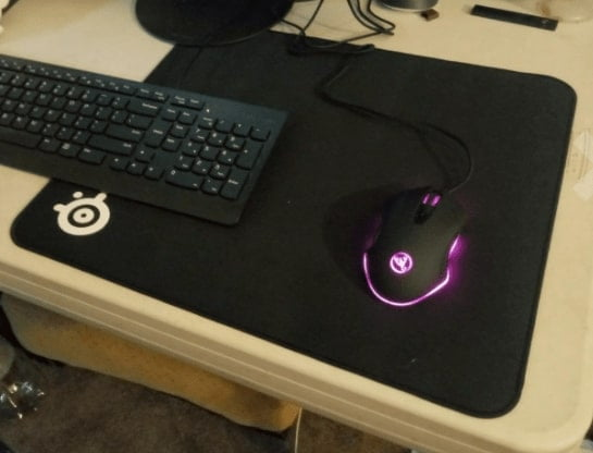 Best gaming mousepad for laser mice