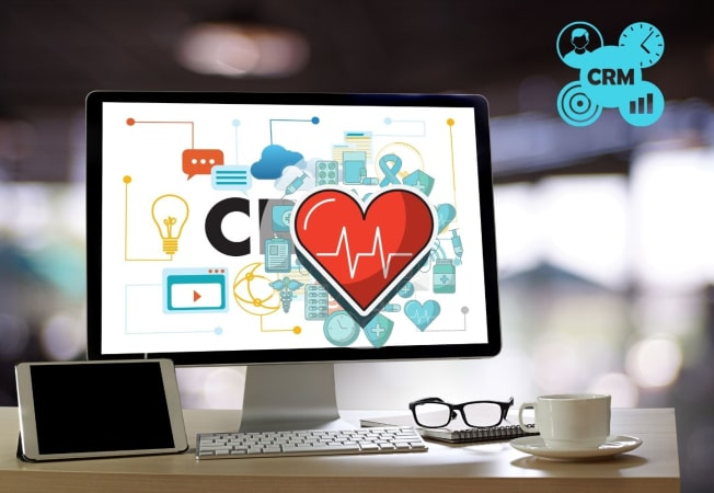 CRM software in healthcare