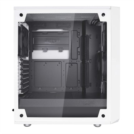 Fractal Design Meshify C - Compact Mid Tower Dust Free Computer Case
