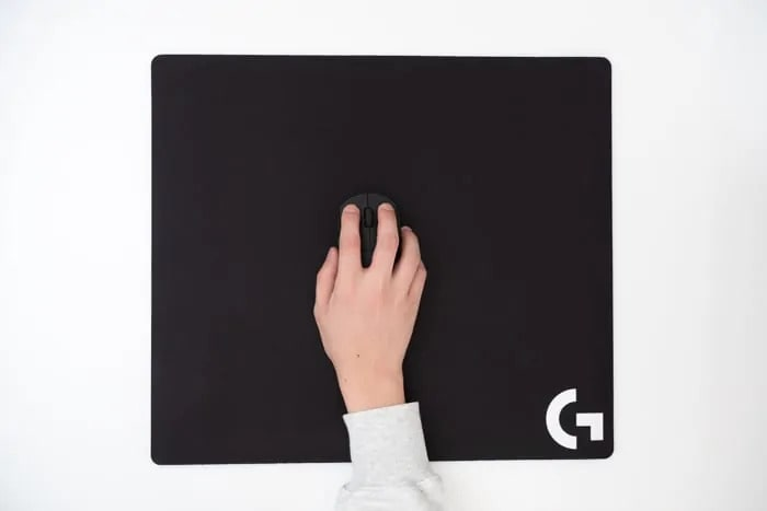 Large size mouse pad