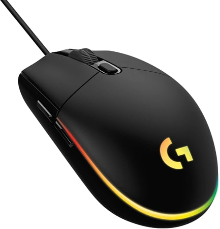 Logitech G 203 gaming mouse for beginners