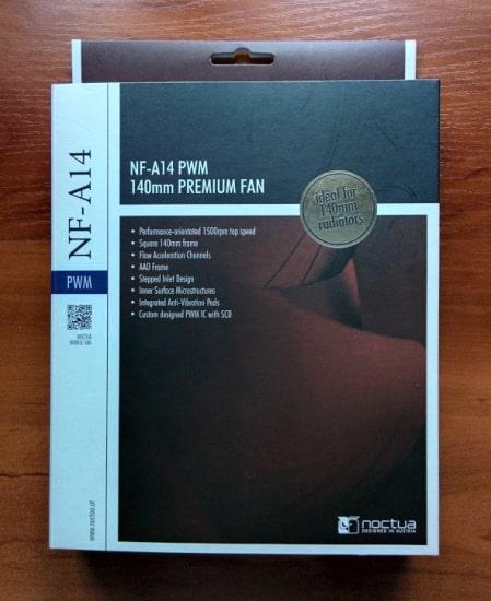 Noctua NF A14 PWM Fan
