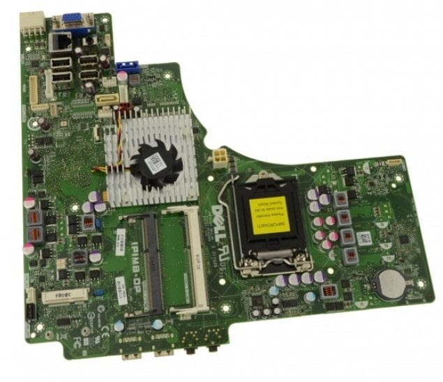 Non integrated motherboard