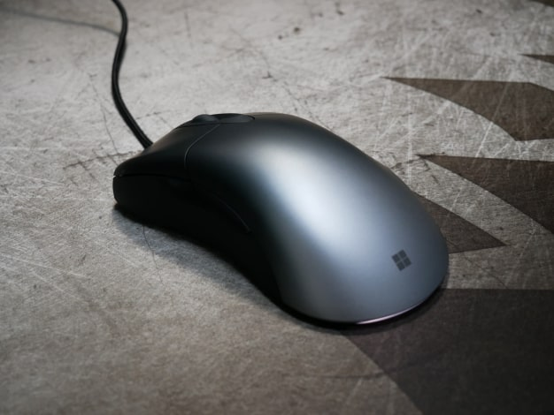 Should you buy the Microsoft IntelliMouse Pro