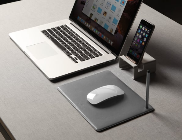 Small sized mouse pads