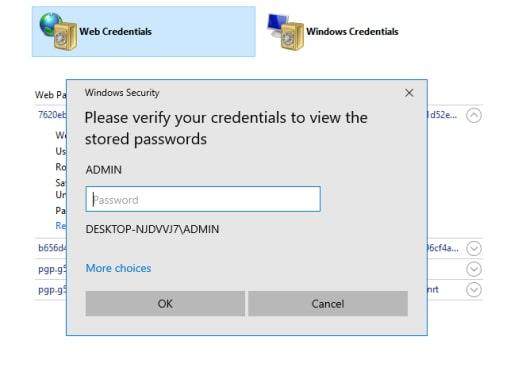 Step 4 Password