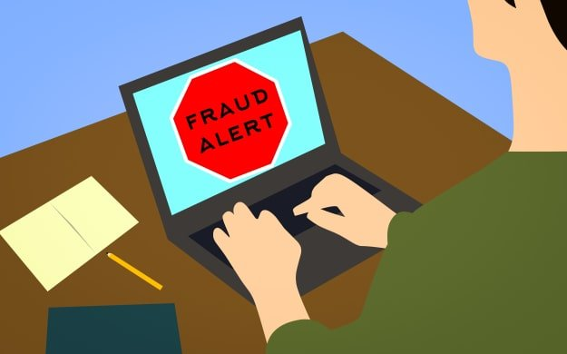 cyber frauds in computer